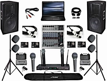 Sound System Rentals in Columbus